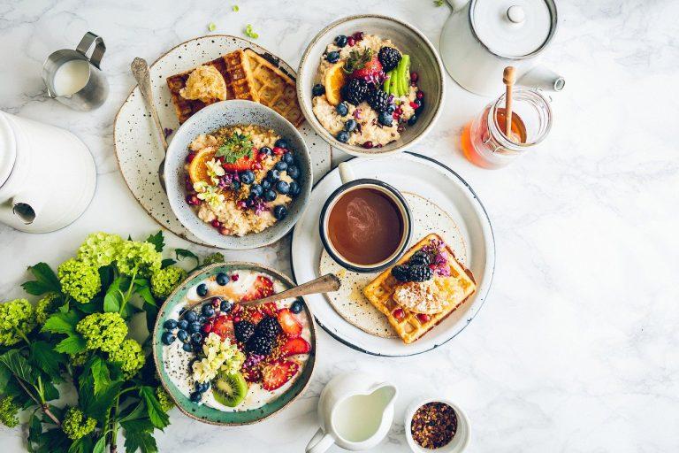 foodfotografie ontbijt
