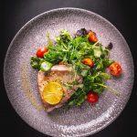 foodstyling tuna