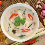 Tom Kha Kai Soep